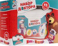 """Набор доктора """"Маша и Медведь"""" (арт. B1400324-R)"""
