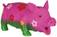 """Игрушка для собак со звуком """"Свинка"""" (20 см)"""