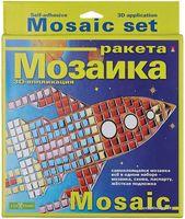 """Мозаика """"Ракета"""""""
