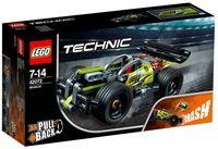 """LEGO Technic """"Зеленый гоночный автомобиль"""""""