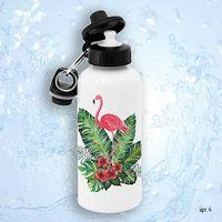 "Бутылка для воды ""Фламинго"" (600 мл)"