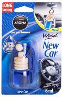 """Ароматизатор для автомобиля """"Wood"""" (new car)"""