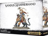 Warhammer Age of Sigmar. Stormcast Eternals. Vandus Hammerhand (96-33)