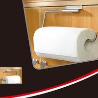 Держатель-вешалка для бумажного полотенца металлическая (305х120х20 мм)