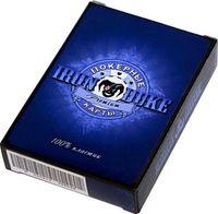 """Колода пластиковых карт для игры в покер """"Iron Duke: Premium"""""""