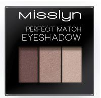 "Палетка теней для век ""Perfect Match Eyeshadow"" тон: 21"