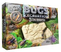 """Набор палеонтолога """"Bugs excavation. Насекомые"""" (арт. BEX-01-01)"""