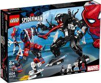 """LEGO Super Heroes """"Человек-паук против Венома"""""""