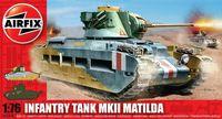 "Cредний пехотный танк ""MkII Matilda"" (масштаб: 1/76)"