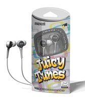 Наушники Maxell JUICY TUNES (Silver)