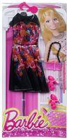 """Одежда для куклы """"Барби. Гламур. Черное платье с аксессуарами"""" (арт. CFX94)"""