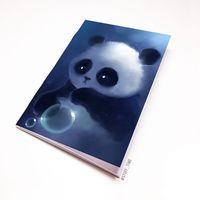 """Блокнот """"Панда"""" (А5; арт. 392)"""