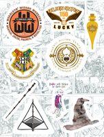 """Набор виниловых наклеек №188 """"Harry Potter"""""""