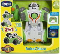 """Робот-трансформер на радиоуправлении """"Robochicco"""""""