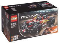"""LEGO Technic """"Красный гоночный автомобиль"""""""