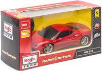 """Машинка на радиоуправлении """"Ferrari 488 GTB"""" (масштаб: 1/24)"""