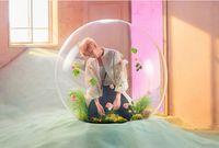 "Открытка ""BTS. Namjoon"" (арт. 2771)"