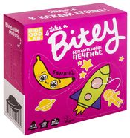 "Печенье без глютена ""Bitey. Банан"" (125 г)"