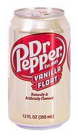 """Напиток газированный """"Dr. Pepper. Vanilla Float"""" (355 мл)"""