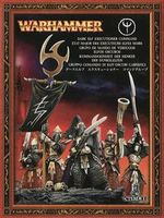 "Набор миниатюр ""Warhammer FB. Dark Elf  Executioner Command"" (85-18)"