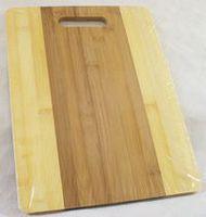 Доска разделочная бамбуковая (300х230х10 мм; арт. BB101159)
