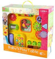 """Развивающая игрушка """"Игровой столик"""" (со световыми эффектами)"""