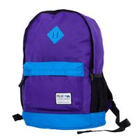 Рюкзак 15008 (22 л; фиолетово-голубой)
