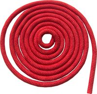 Скакалка для художественной гимнастики Pro (3 м; красная)