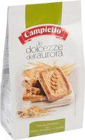 """Печенье песочное """"Campiello. С отрубями"""" (350 г)"""
