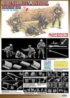 "Набор миниатюр ""Hohenstaufen Division Normandy 1944"" (масштаб: 1/35)"