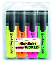 Набор текстовых маркеров 345 (4 цвета)