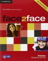 Face2Face. Elementary. Workbook with Key