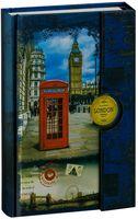 """Записная книжка """"Знаменитые города. Лондон"""" (С6; 96 листов)"""