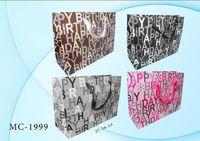 """Пакет бумажный подарочный """"Happy birthday"""" (в ассортименте; 27x36x13 см; арт. МС-3098)"""