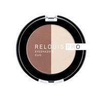 "Тени для век ""Relouis Pro Eyeshadow Duo"" (тон: 103)"