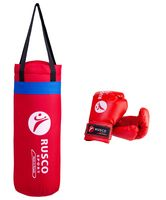 Набор для бокса (4 унции; красный)