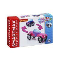 """Конструктор магнитный """"SmartMax. Розовый и Фиолетовый"""" (5 деталей)"""