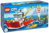"""LEGO City """"Пожарный катер"""""""