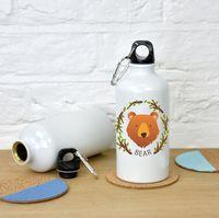 "Бутылка ""Медведь"" (арт. 021)"