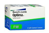 """Контактные линзы """"Optima FW"""" (1 линза; -5,5 дптр; 8,7 мм)"""