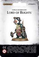 Warhammer Age of Sigmar. Maggotkin of Nurgle. Lord of Blights (83-49)