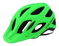 """Шлем велосипедный """"Shoq"""" (зелено-черный; р. S-M)"""