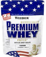 """Протеин """"Premium Whey Protein"""" (500 г; ваниль-клубника)"""