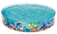Бассейн каркасный (244x46 см; арт. 55001)