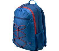 """Рюкзак для ноутбука 15.6"""" HP Active (синий/красный )"""
