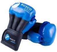"""Перчатки для рукопашного боя """"PRO"""" (12 унций; синие)"""