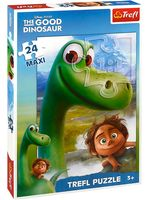 """Пазл """"Хороший динозавр. Арло и Спот"""" (24 элемента)"""