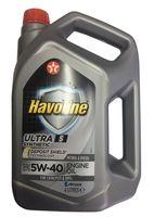 "Масло моторное ""Havoline Ultra S"" 5W-40 (4 л)"