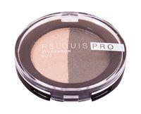 "Тени для век ""Relouis Pro Eyeshadow Duo"" (тон: 113)"