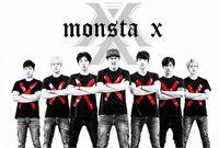 "Открытка ""Monsta-X"" (арт. 2910)"